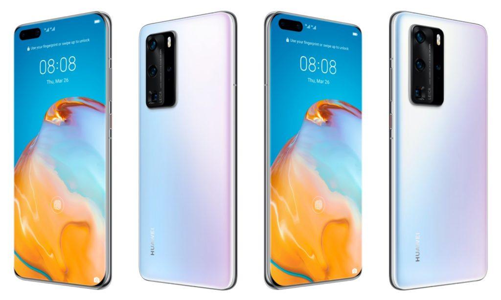 Αγαπητοί κύριοι/ες ιδού επισήμως τα νέα Huawei P40 Pro και Huawei P40 με εξαιρετικό σύνολο καμερών 6