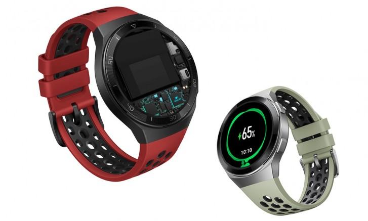 Το Huawei Watch GT2e είναι μια πιο σπορ, πιο προσιτή έκδοση του GT2 46mm 1