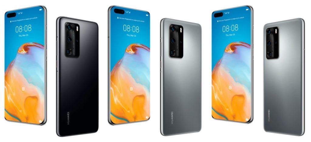 Αγαπητοί κύριοι/ες ιδού επισήμως τα νέα Huawei P40 Pro και Huawei P40 με εξαιρετικό σύνολο καμερών 5