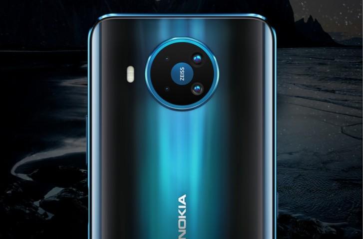 [Επίσημο]: Εφοδιασμένο με τετραπλή κάμερα ZEISS και Snapdragon 765G το νέο  Nokia 8.3 5G 2