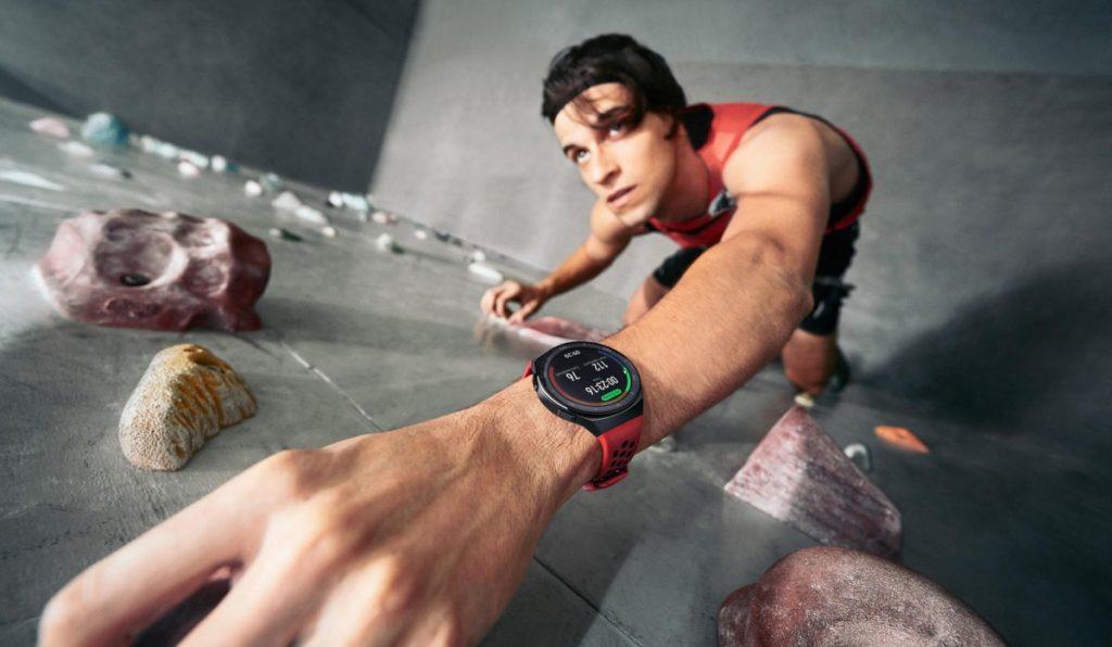 Το Huawei Watch GT2e είναι μια πιο σπορ, πιο προσιτή έκδοση του GT2 46mm 2