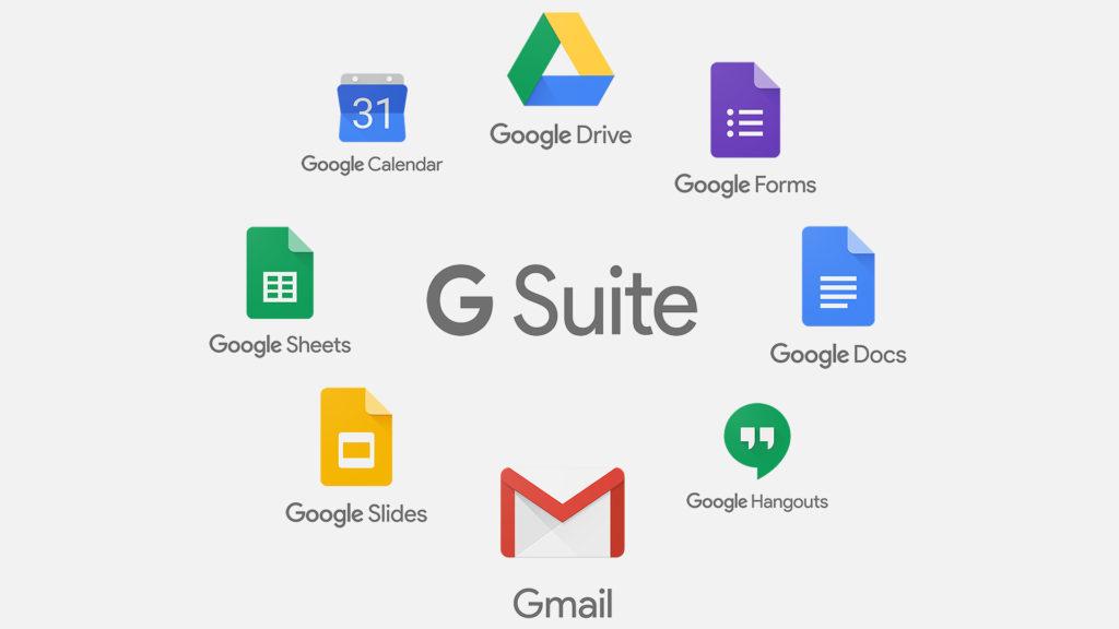 H γνωστή G Suite της Google απαριθμεί 2 δισεκατομμύρια χρήστες! 1