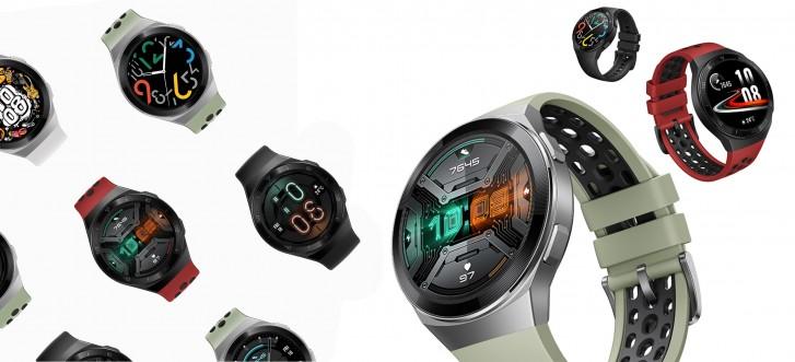 Το Huawei Watch GT2e είναι μια πιο σπορ, πιο προσιτή έκδοση του GT2 46mm 3