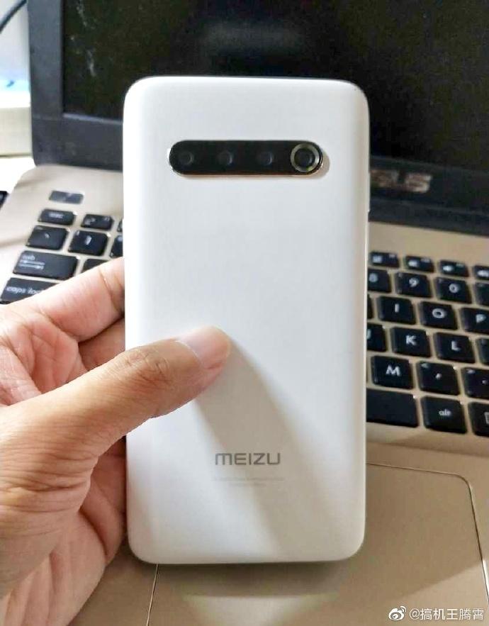 Κοιτάξτε για άλλη μία φορά νέα φωτογραφία από το πίσω μέρος του Meizu 17 1