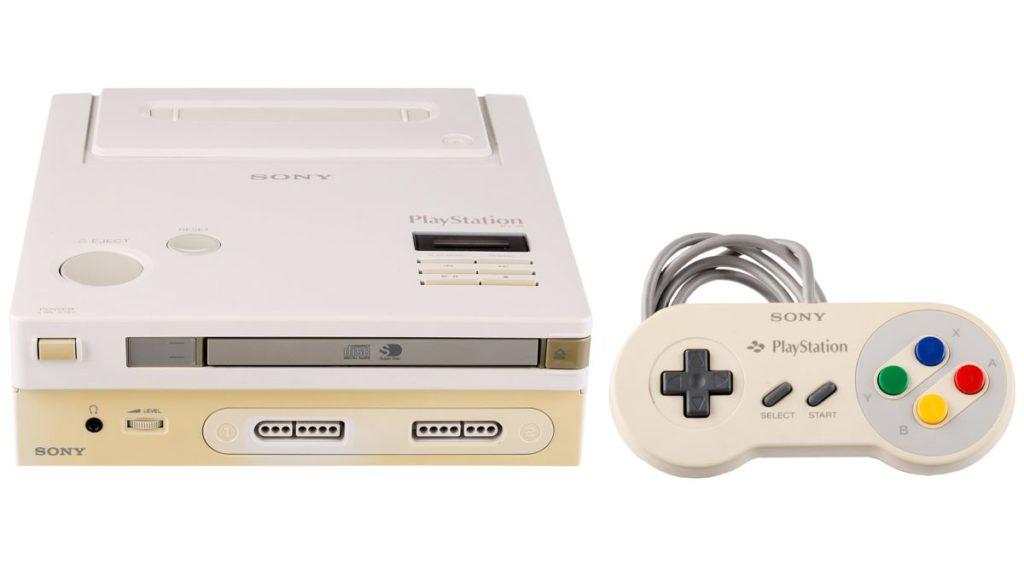 """Μια πρωτότυπη κονσόλα με το όνομα """"Nintendo PlayStation"""" πωλείται σε δημοπρασία στα 360.000 δολάρια 1"""