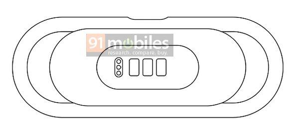 Eυρεσιτεχνία της OPPO περιγράφει ένα έξυπνο βραχιόλι που υιοθετεί έναν μοναδικό σχεδιασμό 2