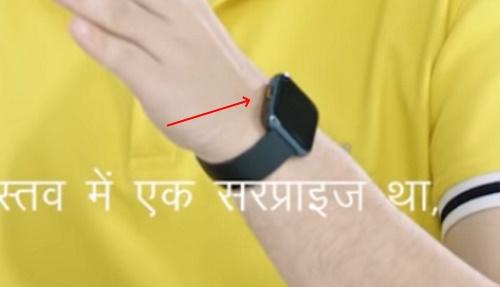 Διέρρευσε επίσημα το Realme Smartwatch και επιβεβαιώθηκε νέα απόχρωση για το Realme 6 Pro 2
