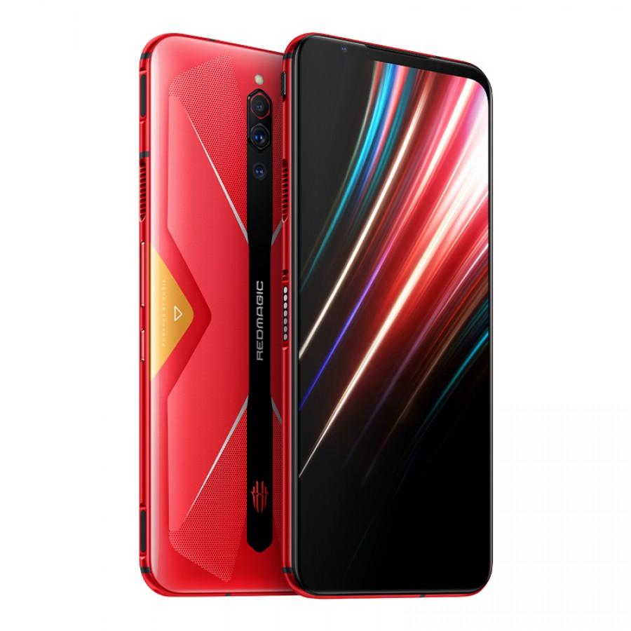 Το Nubia Red Magic 5G είναι εδώ με οθόνη 144Hz, Snapdragon 865 και νέο σύστημα ψύξης 4