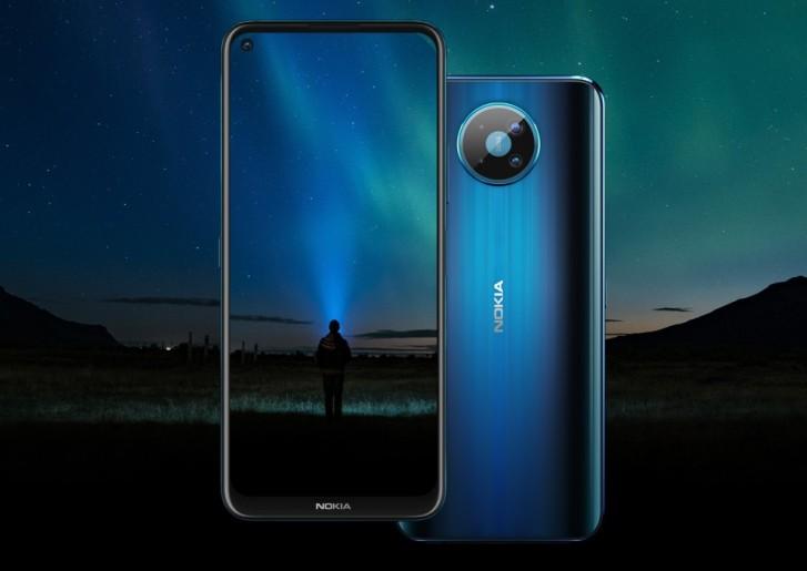 [Επίσημο]: Εφοδιασμένο με τετραπλή κάμερα ZEISS και Snapdragon 765G το νέο  Nokia 8.3 5G 3