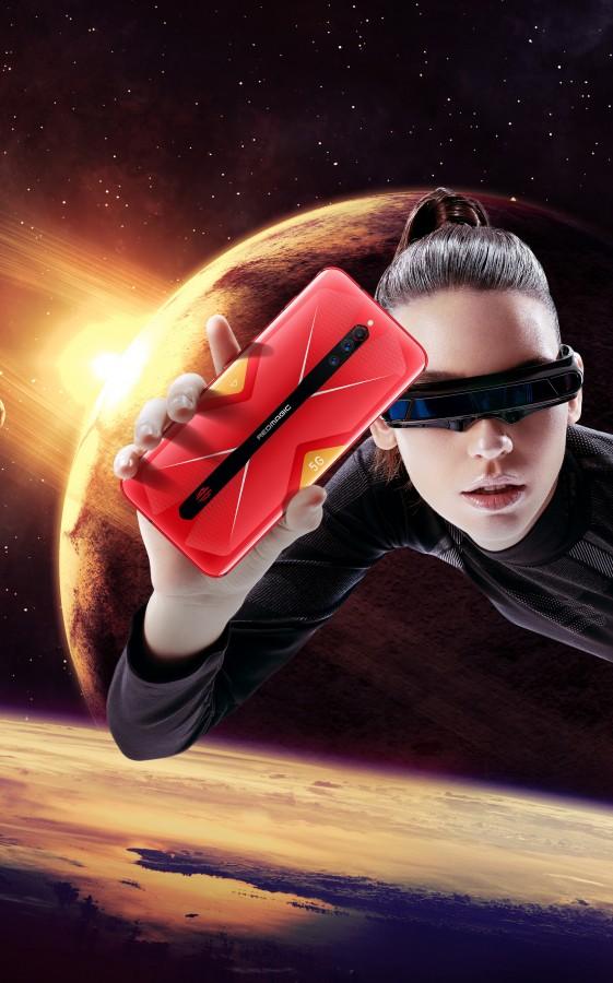 Ο ρυθμός δειγματοληψία αφής του Red Magic 5G θα φθάνει τα 300Hz 1
