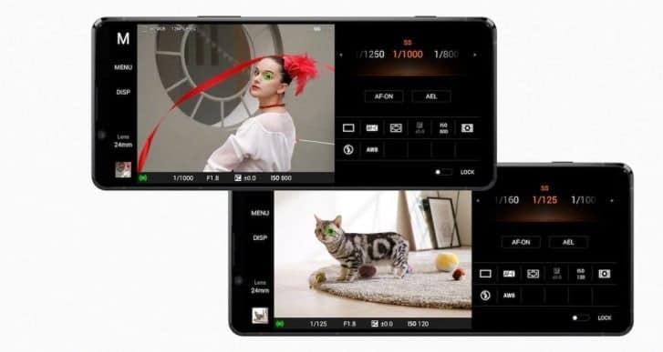 Πολλές επιπρόσθετες φωτογραφικές λειτουργίες λαμβάνει μέσω update το Sony Xperia 1 II 1