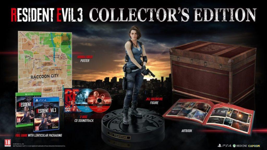 Κυκλοφόρησαν τα Resident Evil 3 και Resident Evil Resistance! 2