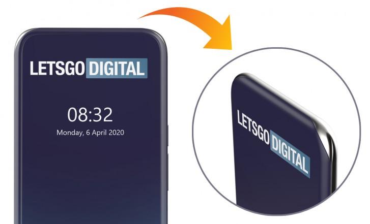 Εφευρετικότατη η Samsung, έχει κατοχυρώσει ευρεσιτεχνία με σχεδίαση κυρτής τετράγωνης οθόνης 1