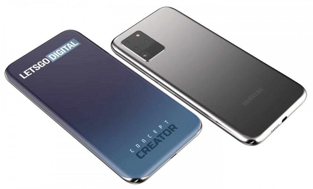 Εφευρετικότατη η Samsung, έχει κατοχυρώσει ευρεσιτεχνία με σχεδίαση κυρτής τετράγωνης οθόνης 2