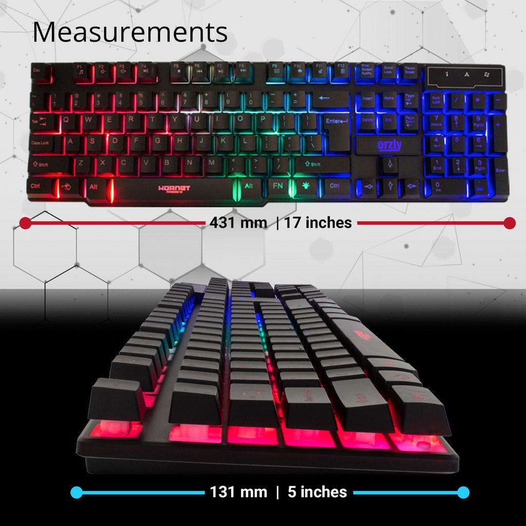 [Kooqie.com]: Τώρα με κόστος μόλις €12,90 απέκτησε ένα πολύ κομψό RGB Gaming Keyboard που συνδέεται με PC, PS4 & Xbox One. 4