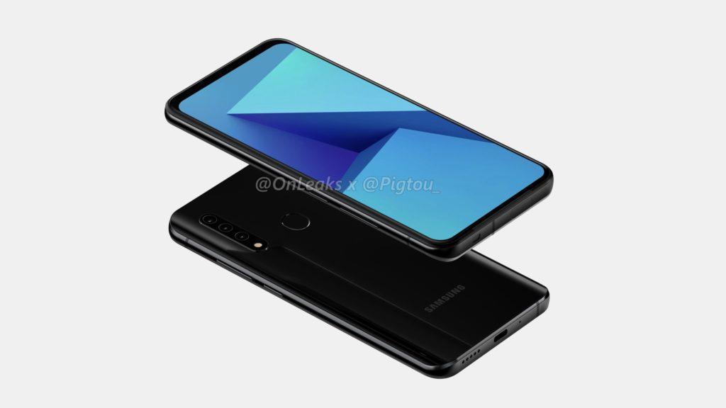 Προς επεξεργασία από την Samsung το πρώτο της smartphone με pop-up camera 1