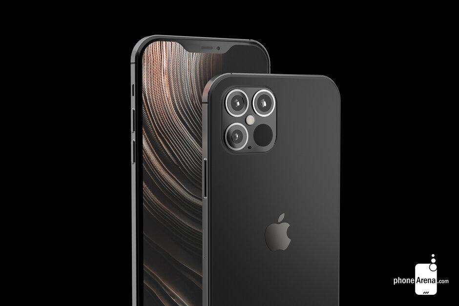 Διαφορετικός σχεδιασμός κάμερας στο iPhone 12 Pro 5G και χρήση σαρωτή LiDAR 1