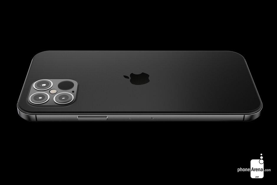 Διαφορετικός σχεδιασμός κάμερας στο iPhone 12 Pro 5G και χρήση σαρωτή LiDAR 3