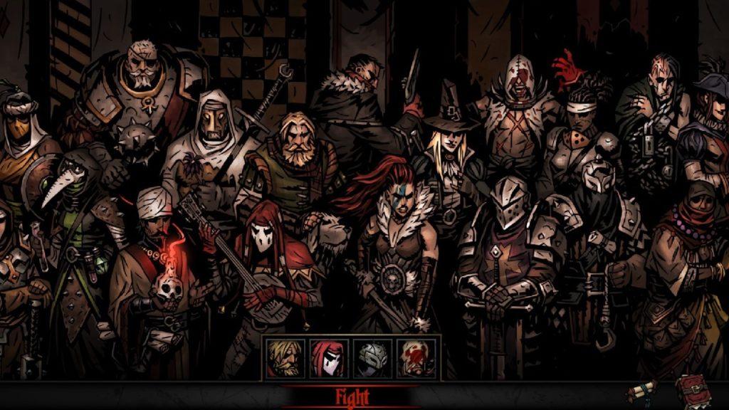 Έρχεται Multiplayer στο Darkest Dungeon! 2