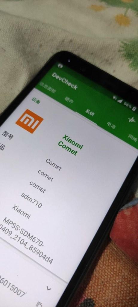 Xiaomi Comet: Ποτέ δεν το είδαμε αλλά διαθέτει πιστοποίηση IP68 1