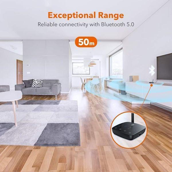 [Kooqie.com]: Κάνε δική σου την καλύτερη συσκευή με δυνατότητα αναμετάδοσης ήχου, ασύρματα, σε απόσταση μέχρι 50 μέτρων 1