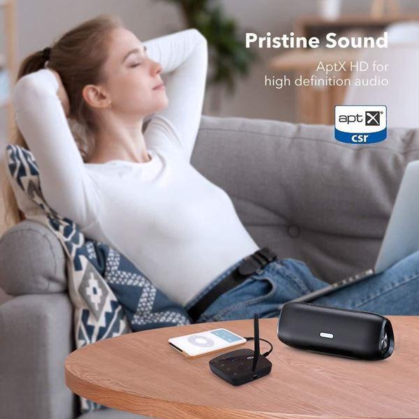 [Kooqie.com]: Κάνε δική σου την καλύτερη συσκευή με δυνατότητα αναμετάδοσης ήχου, ασύρματα, σε απόσταση μέχρι 50 μέτρων 6