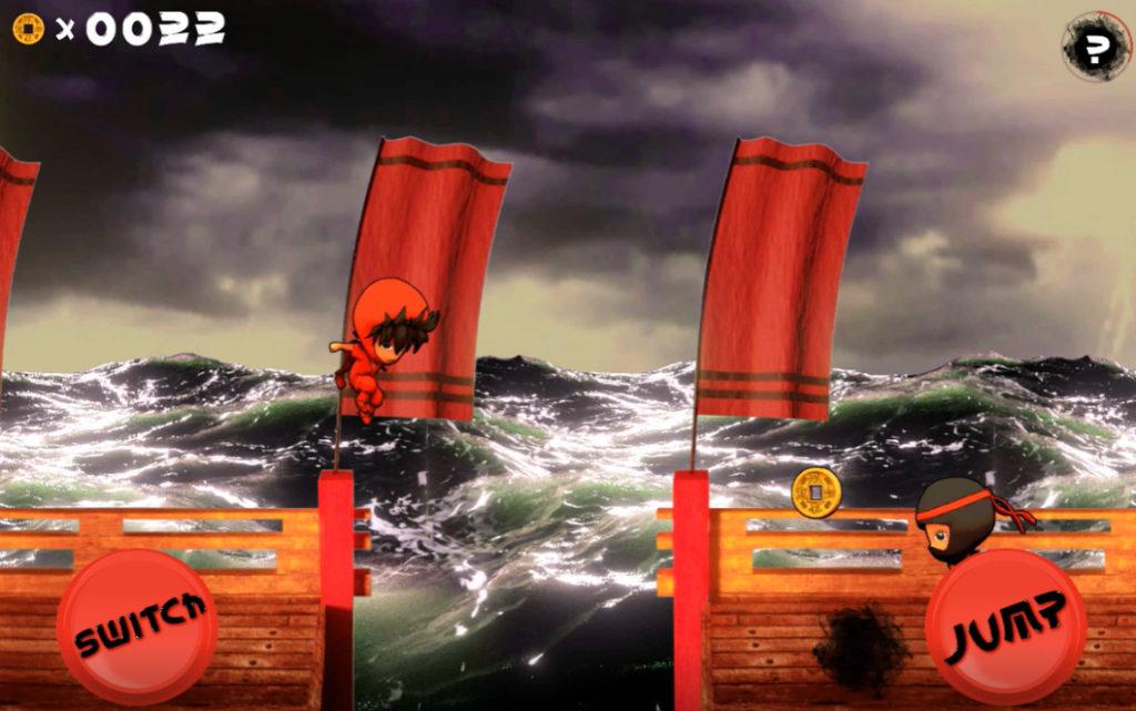 """Ninja Tag Team: Slash n' Dash"", μια ελληνική προσπάθεια και ένα παιχνίδι αρκετά εθιστικό που θα σου κεντρίσει την προσοχή! 1"