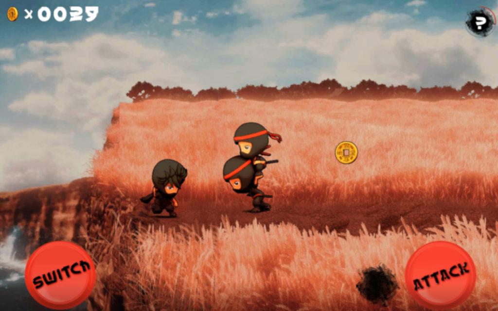 """Ninja Tag Team: Slash n' Dash"", μια ελληνική προσπάθεια και ένα παιχνίδι αρκετά εθιστικό που θα σου κεντρίσει την προσοχή! 2"