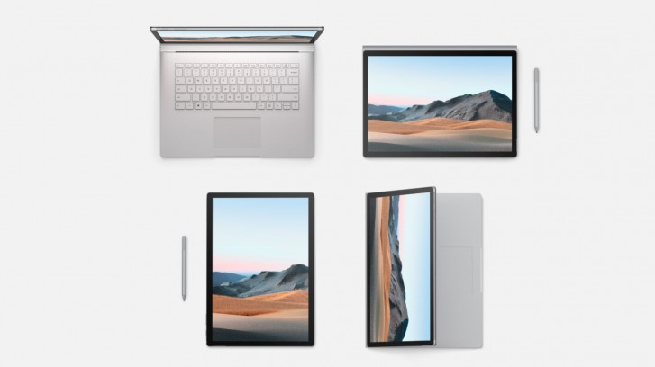 Η Microsoft ανακοινώνει τα Surface Book 3, Surface Go 2 και Surface Headphones 2 1