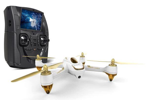 [Kooqie.com]: Σήκωσε ψηλά το νέο drone Hubsan H501S Standard Edition και κατέγραψε τα πάντα! 1