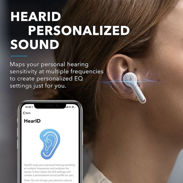 "[Kooqie.com]: Μίλα άνετα με τα νέα Bluetooth ακουστικά ""Anker Soundcore Liberty Air 2"" 3"