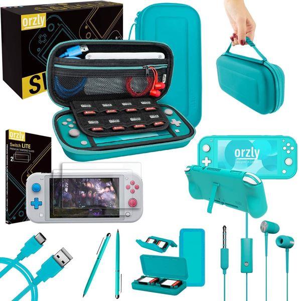 [Kooqie.com]: Μετέφερε εύκολα και οικονομικά το Nintendo Switch όπου και εάν πας, πάρε και το μεγάλο πακέτο με όλα τα αξεσουάρ του! 4