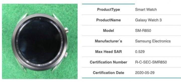 Οι εικόνες που διαρρέουν για το Samsung Galaxy Watch 3 δείχνουν περιστρεφόμενo στεφάνι 2