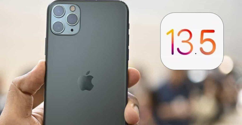 Apple: Καλεί τους χρήστες iPhone να εγκαταστήσουν την ενημέρωση iOS 13.5 το συντομότερο δυνατό 1