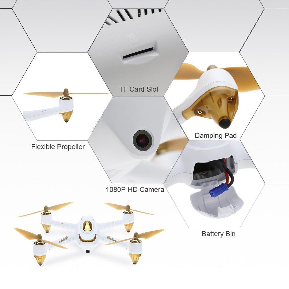 [Kooqie.com]: Σήκωσε ψηλά το νέο drone Hubsan H501S Standard Edition και κατέγραψε τα πάντα! 2
