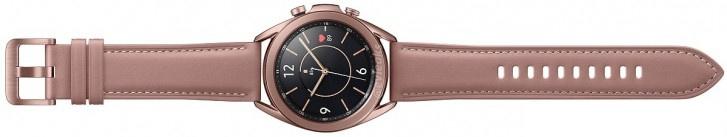 Εδώ είναι το Samsung Galaxy Watch3 41mm στην απόχρωση του Bronze 1