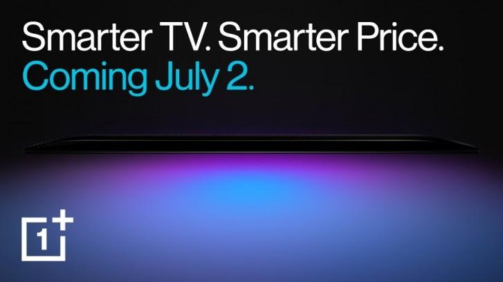 Η OnePlus ανακοινώνει μια προσιτή έξυπνη τηλεόραση στις 2 Ιουλίου 1