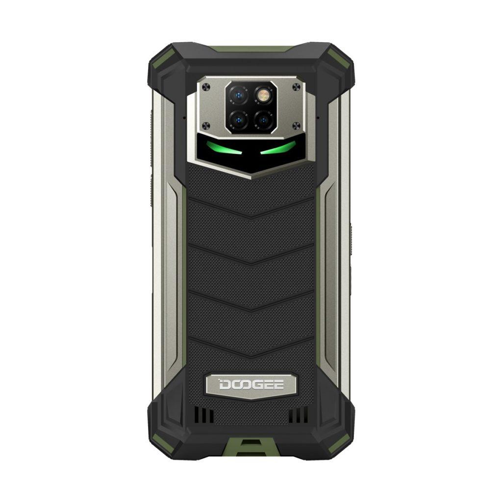 Το Doogee S88 Pro διαθέτει μπαταρία 10.000 mAh, είναι εμπνευσμένο από τον Iron Man και διαθέτει στιβαρό πλαίσιο 2