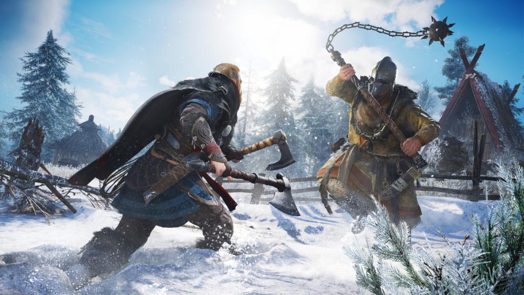 Έχει διαρρεύσει η ημερομηνία κυκλοφορίας του Assassin's Creed Valhalla 1