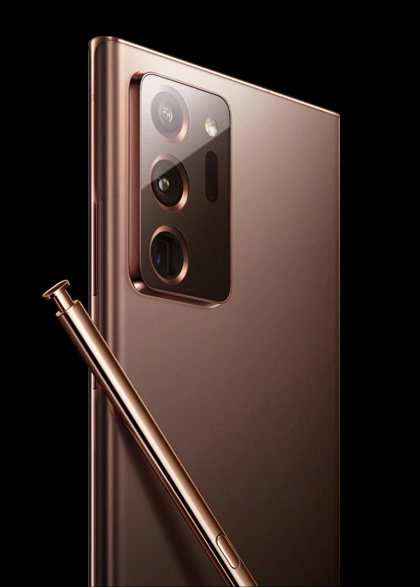 """Η Samsung διέρρευσε το Galaxy Note20 Ultra στο """"Mystic Bronze"""" 1"""