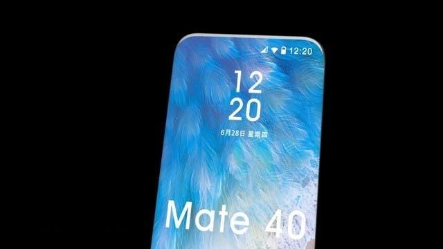 Αυτές είναι οι τελευταίες εικόνες από το Huawei Mate 40 2