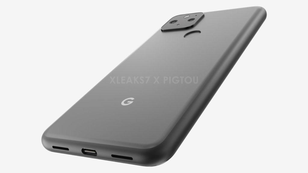 Σχετικό φωτογραφικό υλικό για το Google Pixel 5 1