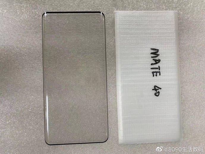 Φτάνει με οθόνη σχεδιασμού waterfall το νέο Huawei Mate 40/Pro 1