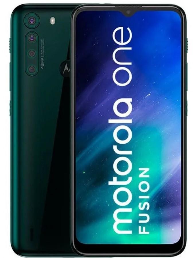 "Motorola One Fusion: Άλλη μια ""φρέσκια πρόταση"" με SoC Snapdragon 710 SoC, τετραπλή κάμερα 48MP και εγκοπή 1"