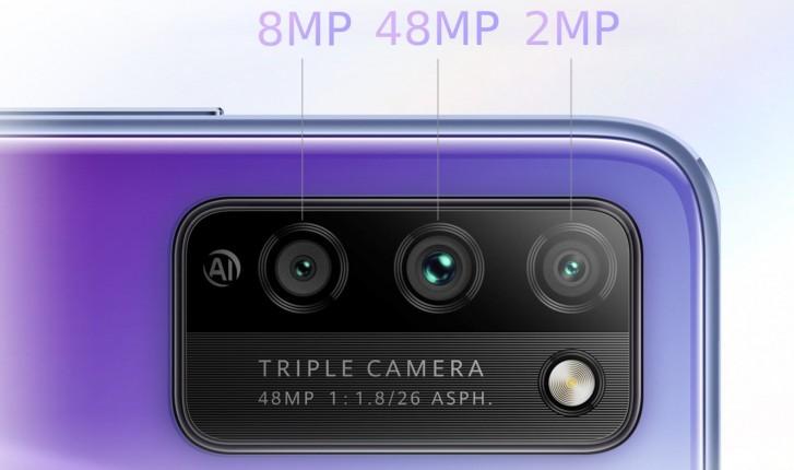 Ανακοινώθηκε το Honor 30 Lite: Oθόνη 90Hz, κάμερα 48MP και SoC MediaTek Dimensity 800 1