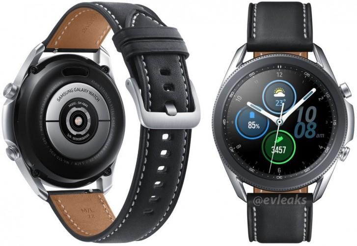 Αυτές είναι όλες οι παραλλαγές και οι τιμές του Samsung Galaxy Watch3 1
