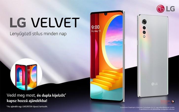 Το LG Velvet 4G (με S845) θα είναι διαθέσιμο στην Ευρώπη αυτή την εβδομάδα 4