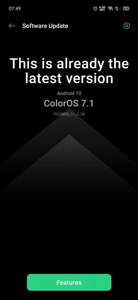 Το Oppo Reno 10x zoom μπορεί τελικά να εγγράψει βίντεο με χρήση και των τριών καμερών που έχει στην πλάτη 1