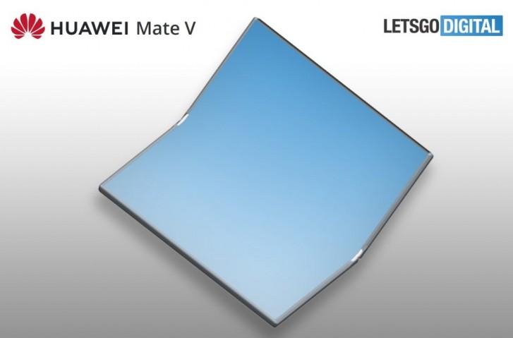 Βαδίζει αργά-αργά προς τον δρόμο της κυκλοφορίας το νέο Huawei Mate V 1
