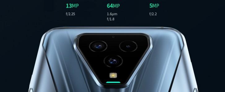 Το Black Shark 3S παρουσιάστηκε με οθόνη AMOLED 120 Hz στις 6,67 ίντσες και chipset Snapdragon 865 1